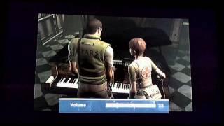 Resident Evil Remake - Wii. Прохождение за Криса, часть08