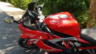 Apache RR310 - Neutral issue and gear shift fix