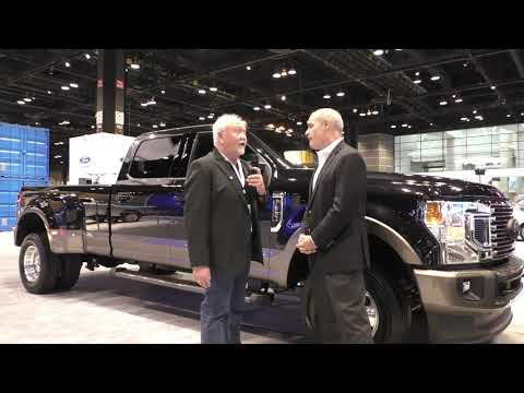 Check out the new 2020 Ford Superduty