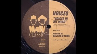 Voices - Voices In My Mind (MAW Mix)