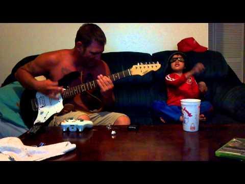 Jason Chesser and toot jamming