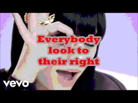 Jessie J - Pricetag Lyrics with song
