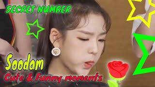 SECRET NUMBER - SOODAM Cute\u0026Funny [Secret Number Funny moments 05]