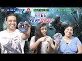 Free Giveaway #1 : God of War (2018) Hindi | Comment करो और Prize आपका | NamokaR GaminG WorlD / NGW