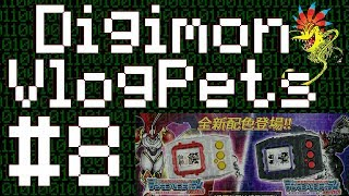 Digimon VlogPets 3: #8 The Return Of An Old Friend! (ORIGINAL DIGIMON VPETS & VERSION 20TH GOLD)