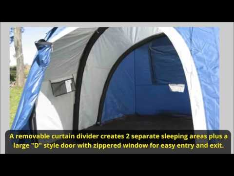 Wenzel Vortex 8 Person Tent  sc 1 st  YouTube & Wenzel Vortex 8 Person Tent - YouTube