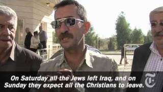 World: Iraq: Christians on the Run - nytimes.com/video
