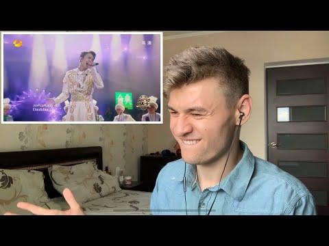 REACTION To Dimash - THE SINGER 2017《Daididau》 Ep.7