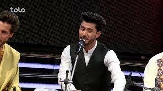 Folkolre - Zubair Saroud - Bamdad Khosh EID Show / محلی - زبیر سرود - بامداد خوش ویژه عید