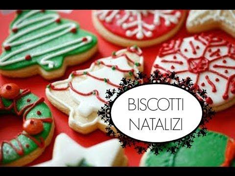 Biscotti di Natale glassati | La mamma cuocò