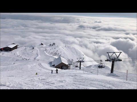 八方尾根・2018.2.4 HAKUBA HAPPO-ONE【Hakuba Skiing】