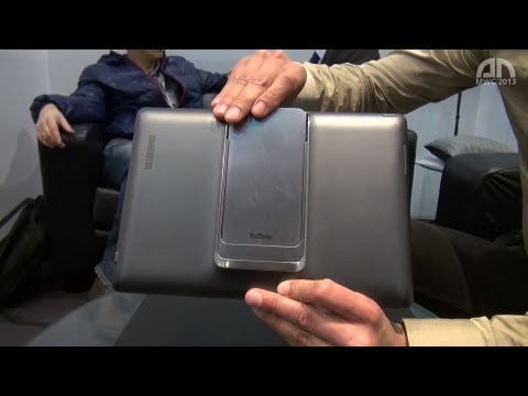 ASUS PadFone Infinity - Hands-On - MWC 2013 - androidnext.de