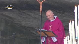 Messe de 10h à Lourdes du 26 février 2021