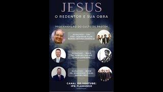 CONGRESSO DE PÁSCOA (02 a 04/04/2021) - Prévia dos Cultos.