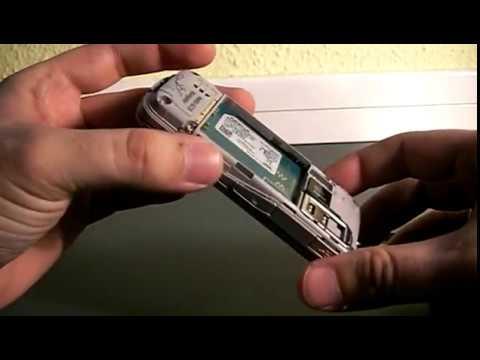 Nokia 6210 Navigator SmartPhone UNBOXING