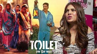 Bhumi Pednekar's BEST Reaction On Fighting For Women's Rights Like In Toilet Ek Prem Katha
