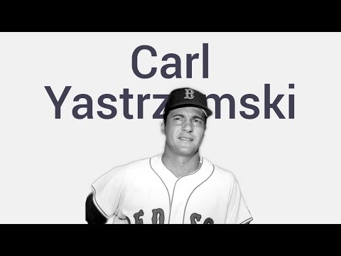 How to Pronounce: Carl Yastrzemski