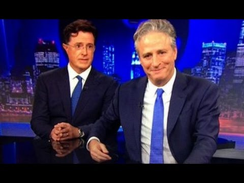 Download Youtube: Jon Stewart's Last 'The Daily Show' Episode Is A Star Studded Event  That Will Make You Cry