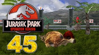 Jurassic Park: Operation Genesis - Episode 45 - DJE Mod