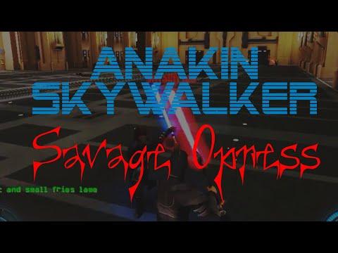 Anakin Skywalker VS Savage Opress (MOVIE BATTLES II)