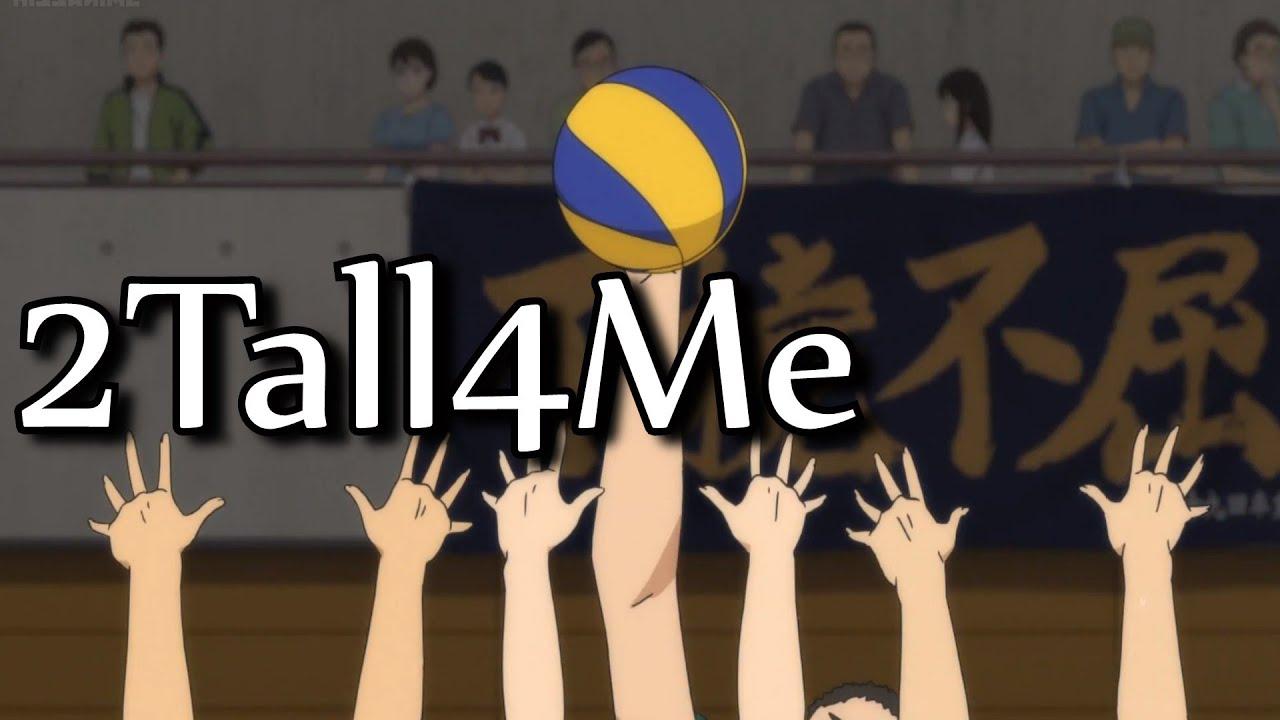 Haikyuu! Season 2 Episode 13 Review - Tall Kid! - YouTube