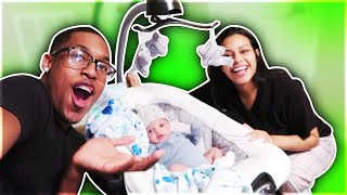 COMING TO BRING MY FAMILY HOME!! (SURPRISE)