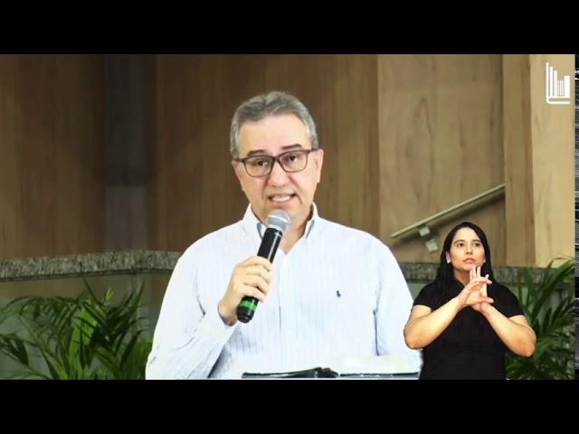 EBD em Libras - A oração do Pai Nosso (16/08/2020)