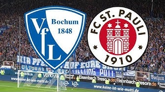 Stimmungsvideo VFL Bochum - FC SANKT PAULI | 2. Bundesliga Eröffnungsspiel