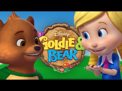 Fairy Tale Forest Adventures | Goldie and Bear online game for kids