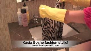 """Secret to washing """"cashmere sweater"""" and """"knits"""" Thumbnail"""