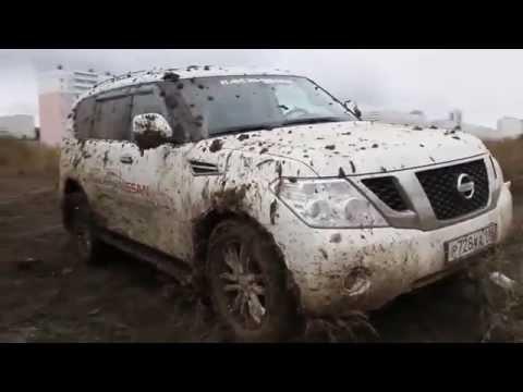 Nissan Patrol. Тест Драйв Внедорожные качества