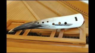 Michel-Richard Delalande: Marche - Gemshorn und Spinett