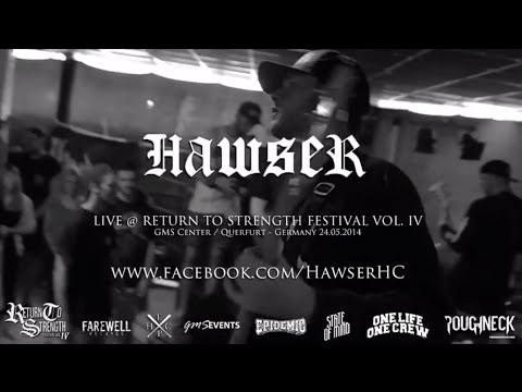 Hawser Live @ Return to Strength Festival Vol. IV (HD)