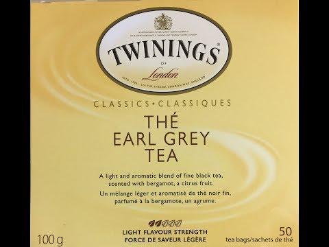 Twinings Earl Grey Tea 2018