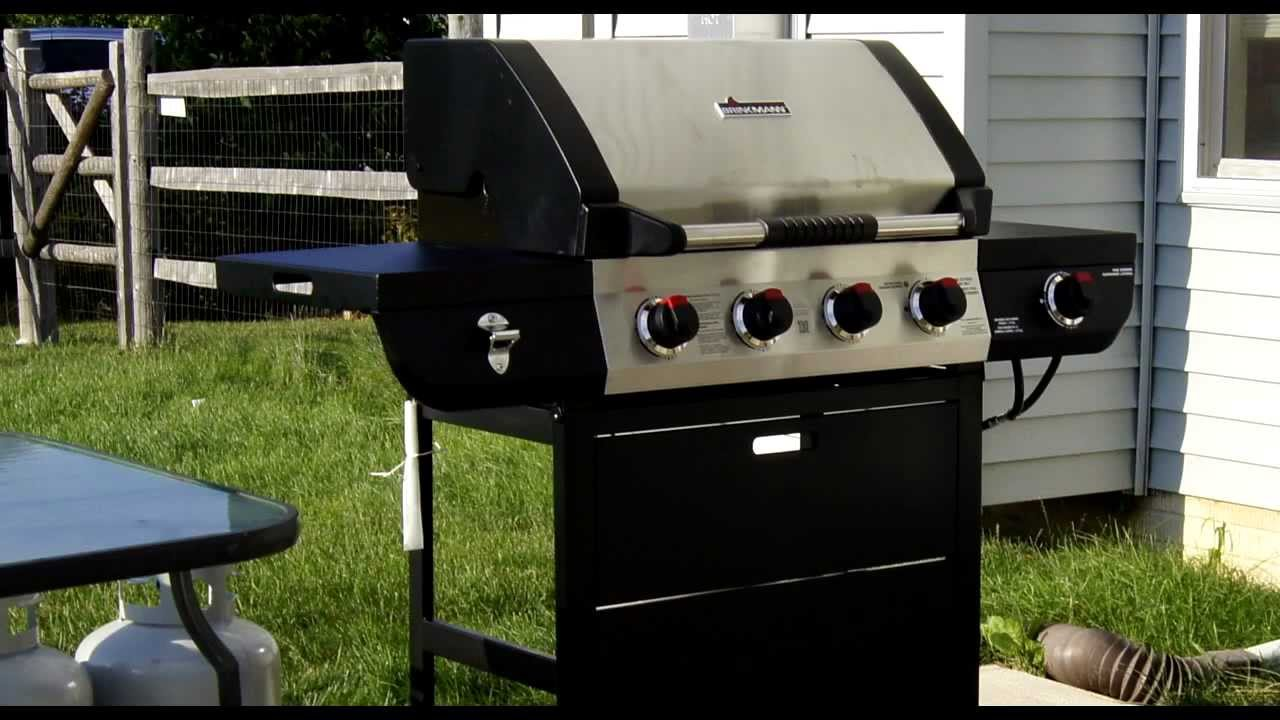 how to build a grill in 12 seconds youtube