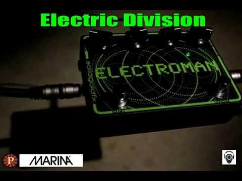 Electric Division-Electroman