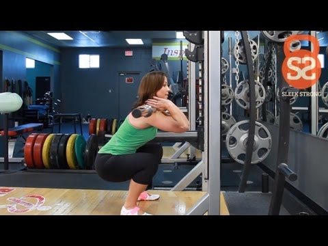 Front Barbell Squats
