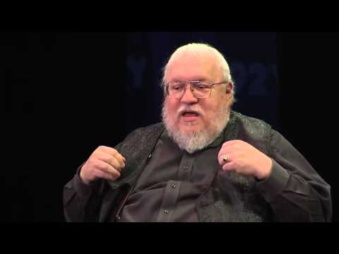 George R R Martin: The World of Ice and Fire