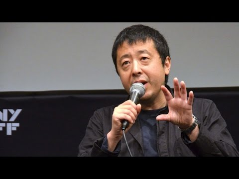 'Mountains May Depart' Press Conference | Jia Zhangke | NYFF53