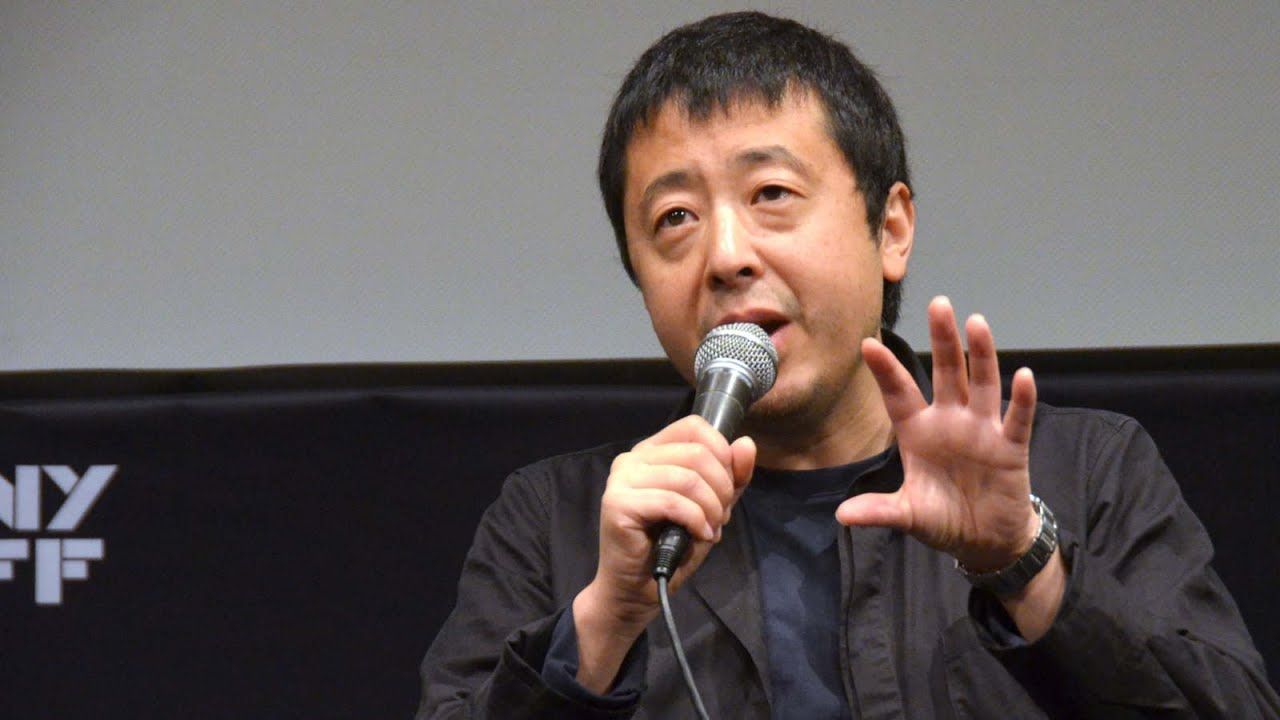 'Mountains May Depart' Press Conference   Jia Zhangke   NYFF53