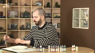 Repeat youtube video Romain Tests Out Vallejo Paint