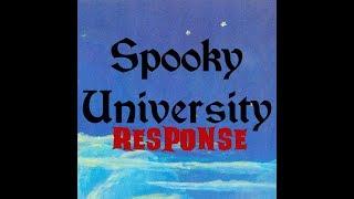 Talk about you! | Spooky University #102 | Creepy Corners