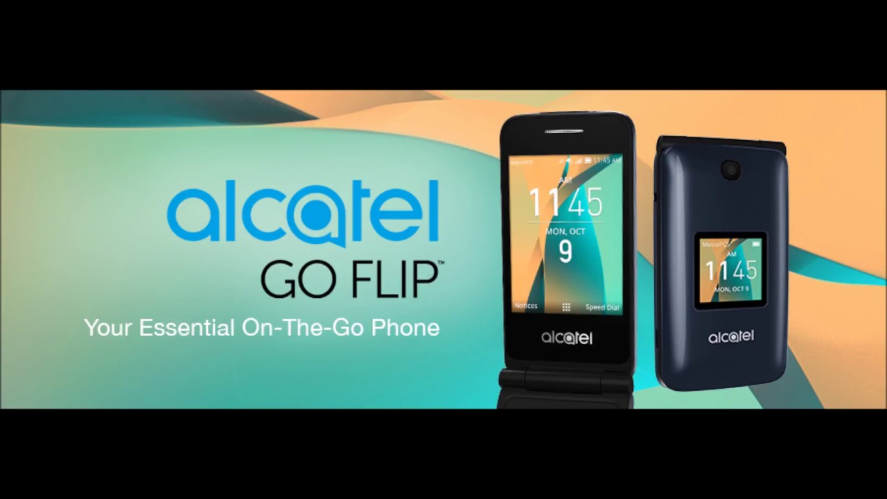 MetroPCS Alcatel GO FLIP