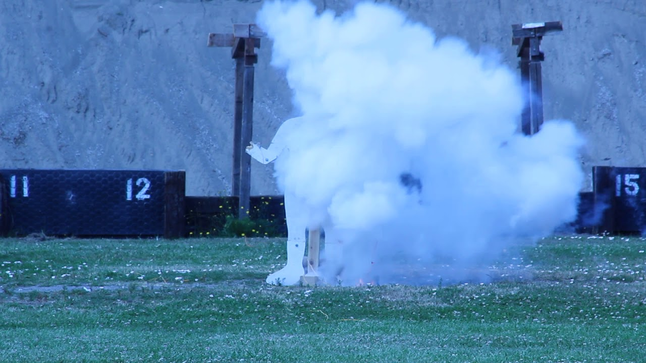 ATF demonstrates the dangers of illegal fireworks | Courier