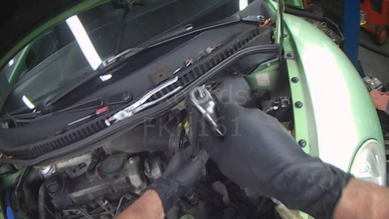 Vw A4 New Beetle Tdi Std Tranny Removal Part 1 Youtube Engine Diagram Repair Guide With Schematic