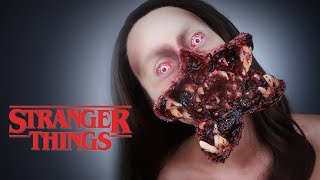 Demogorgon | Halloween makeup