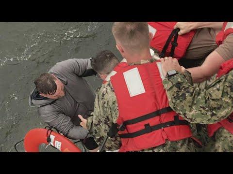 Seacor capsize update: 9 still missing after vessel capsizes