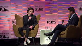SBIFF 2018 - Virtuosos Award - Timothee Chalamet Discussion