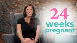 24 weeks pregnant ovia pregnancy