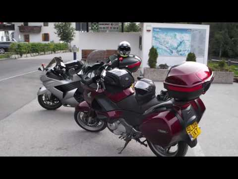 European Motorbike Tour to Croatia 2016 Day 4 of 11
